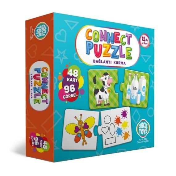 Connect Puzzle - Circle Toys